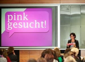 Bild Kongress 'Pink gesucht' mit Ulrike Lehmann